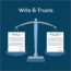 Wills Vs. Trusts: In Plain English