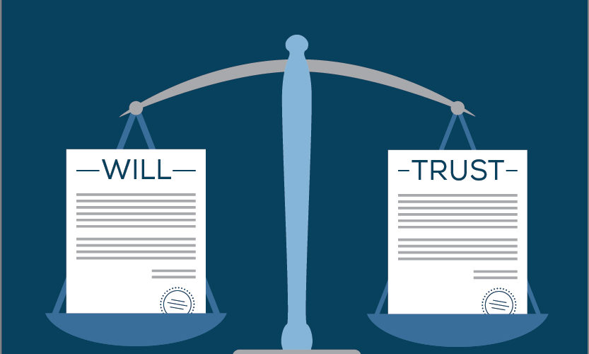 Wills Vs. Trusts: In Plain English